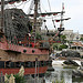 Disneyland Parijs Adventureland - Pirates Entree Ruimte - Adventure Isle