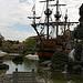 Disneyland Parijs - Pirates - Adventureland Ruimte details