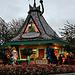 Disneyland Parijs - fantasieland Ruimte details
